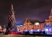 Встреча Нового Года на Красной площади